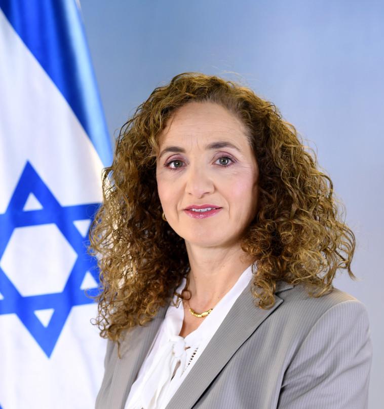 גלית כהן (צילום: חיים צח, לע''מ)