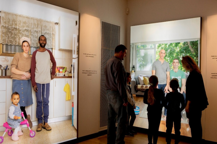 אנו - מוזיאון העם היהודי בפעילות לכל המשפחה (צילום: רוני כנעני)