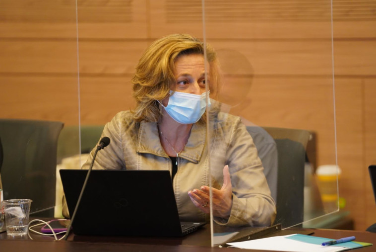 ד''ר שרון אלרעי פרייס (צילום: דוברות הכנסת, דני שם טוב)