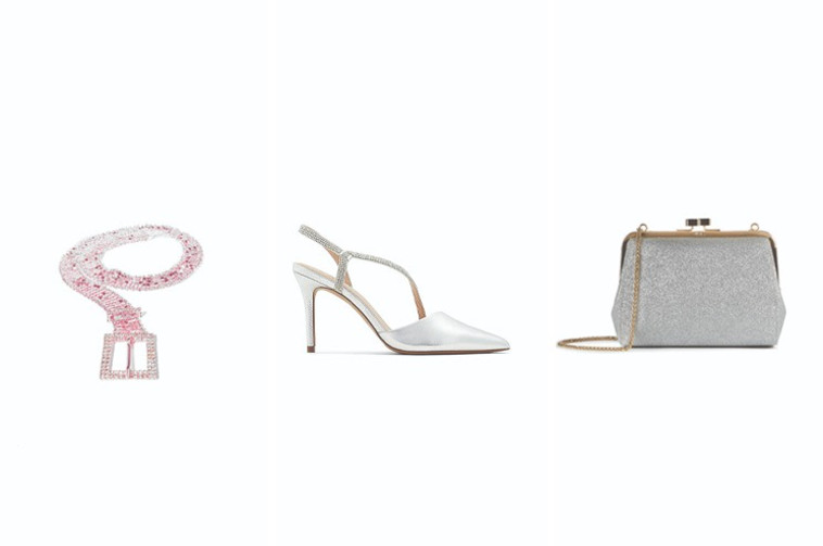 אקססוריז: חגורה (Bershka), נעל (Spring), תיק (Furla) (צילום: יחצ חול,יחצ)