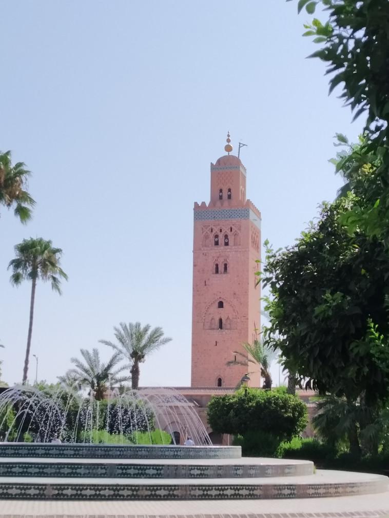מסגד הכותובייה  (צילום: אילנה שטוטלנד)