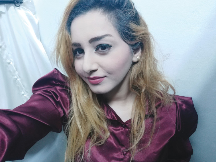 Riham Abbas, high.tech worker (Photo: Private)