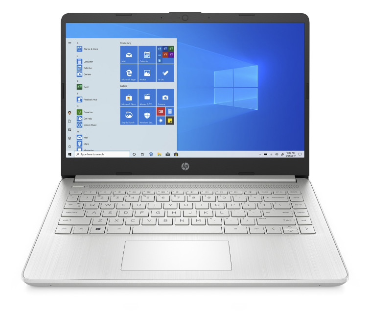 מחשב נייד HP 14s-dq2006nj (צילום: HP)