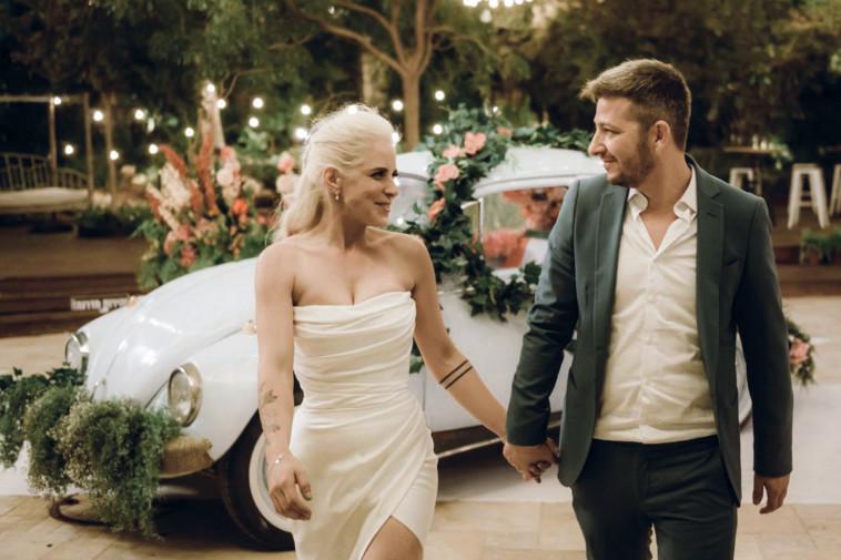 מנור ובן חתונה ממבט ראשון (צילום: אלון גרובר)
