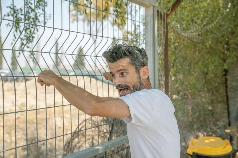ארז דהאן  (צילום: יוסי אלוני)