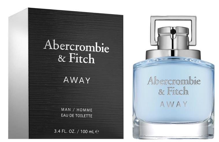 בושם לגבר Abercrombie & Fitch AWAY, אברקרומבי אנד פיץ'. מחיר: 299 שקלים (צילום: יח''צ)
