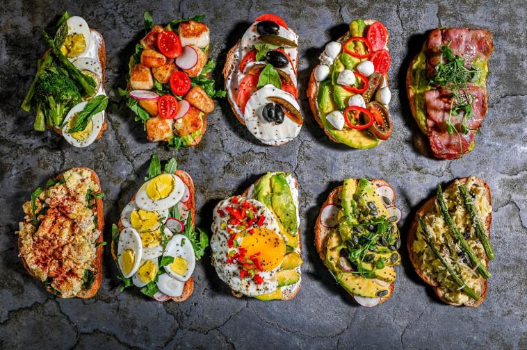 ארוחות בוקר באל טראס (צילום: גליה אבירם)
