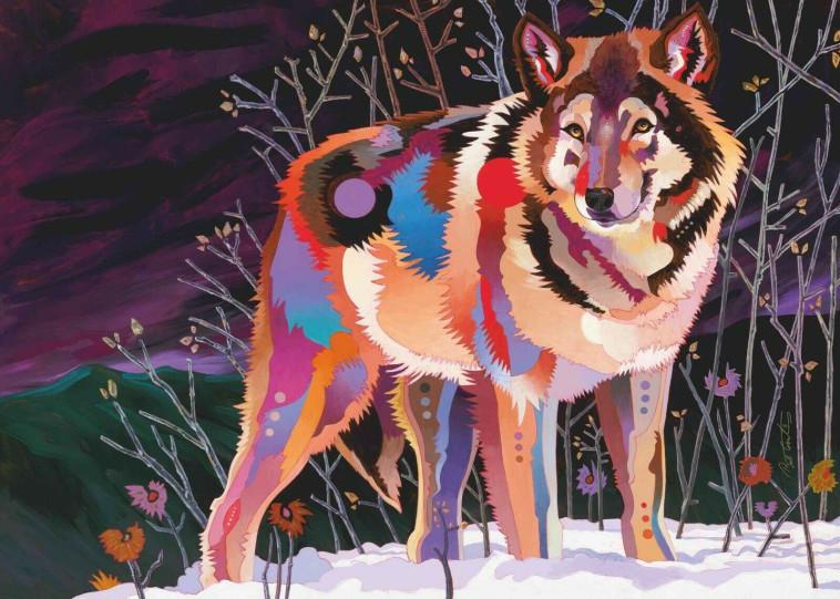 The Night Wolf (Foto: Heye, cortesía de Family Glue)