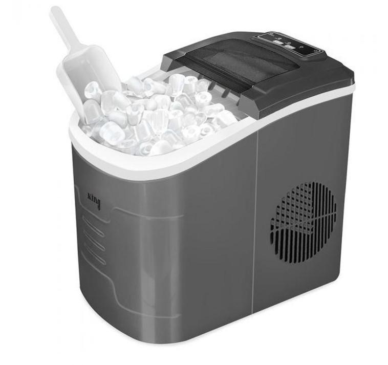 מכונת קרח ניידת. להשיג בלעדית ברשת א.ל.מ. מחיר: 789 שקל (צילום: יח''צ)
