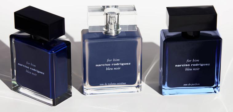 סדרת בשמים לגבר for him blue noir, נרסיסו רודריגז. מחיר: 349 שקל  (צילום: יח''צ)