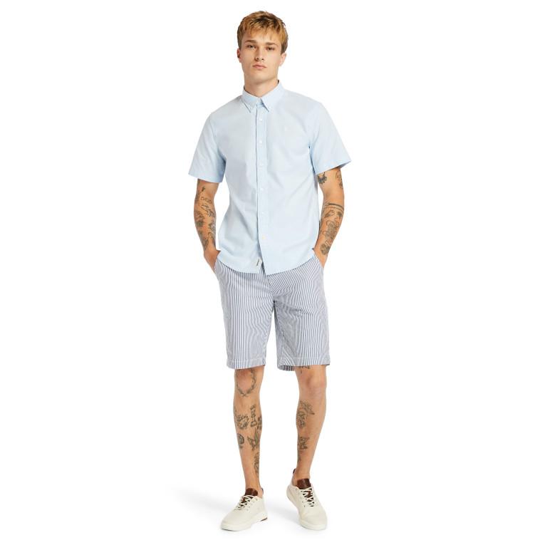 טימברלנד. חולצה: 199 שקל. מכנסיים: 199 שקל (צילום: יח''צ)
