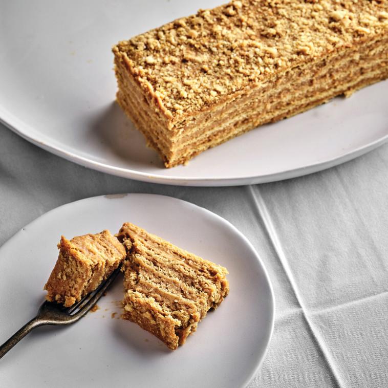 עוגת מודובניק מבית טאטי (צילום: אמיר מנחם)