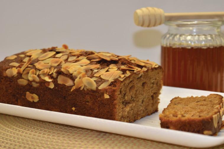 עוגת דבש ללא גלוטן מבית ביגה (צילום: יחצ)