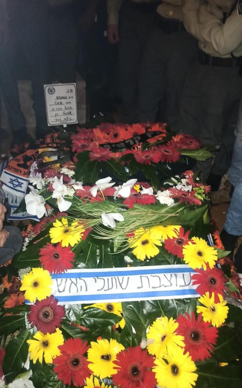 קברו של בראל שמואלי (צילום: אלישיב רקובסקי/TPS)