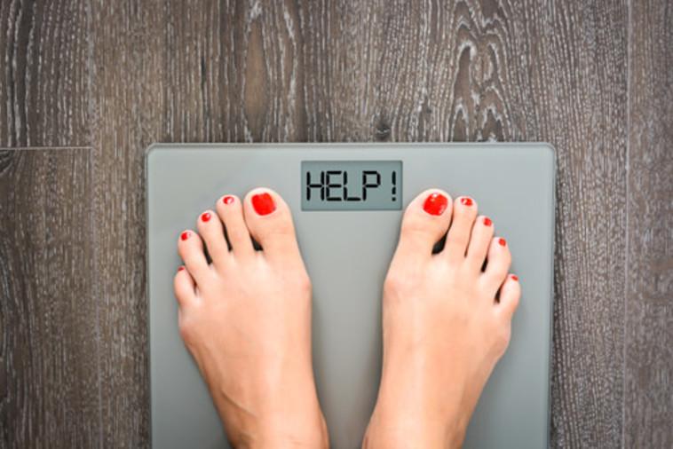סיכונים רבים- עודף משקל והשמנת יתר (צילום: Shutterstock)