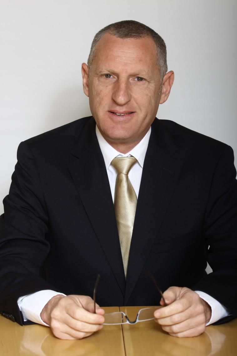 ליאור רביב, מנכל רשת ישרוטל (צילום: אריאל בשור)