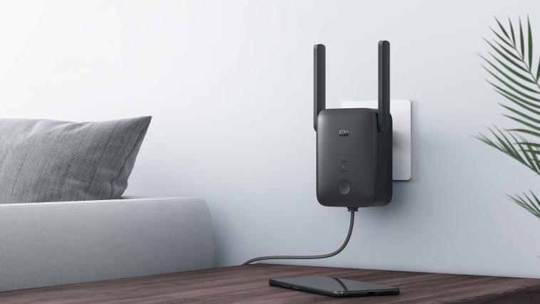 Mi WiFi Range Extender AC1200 (צילום: יח''צ שיאומי)