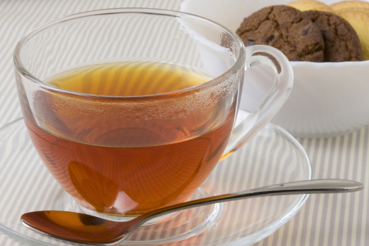 Recommended tea infusion after fasting (Photo: ingimage ASAP)