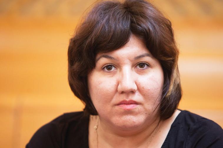 אולגה זדורוב  (צילום: יונתן זינדל, פלאש 90)