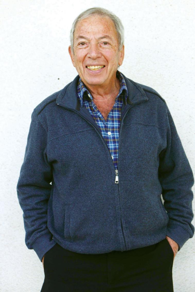 מושיק טימור (צילום: אלי דסה)