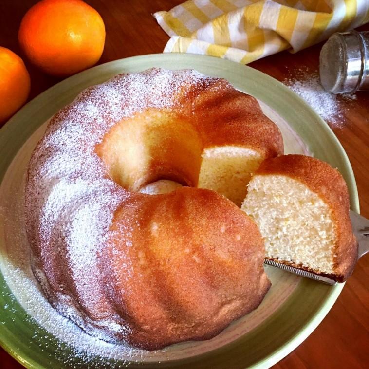 עוגת תפוזים של סבתא אסתר (צילום: פסקל פרץ-רובין)