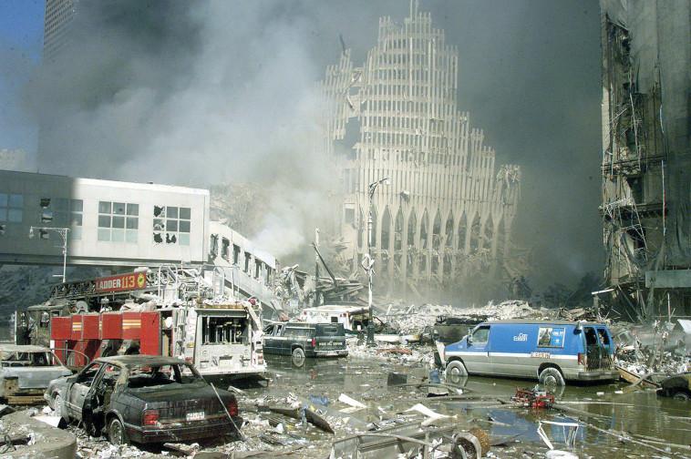 פיגועי 11 בספטמבר (צילום: רויטרס)