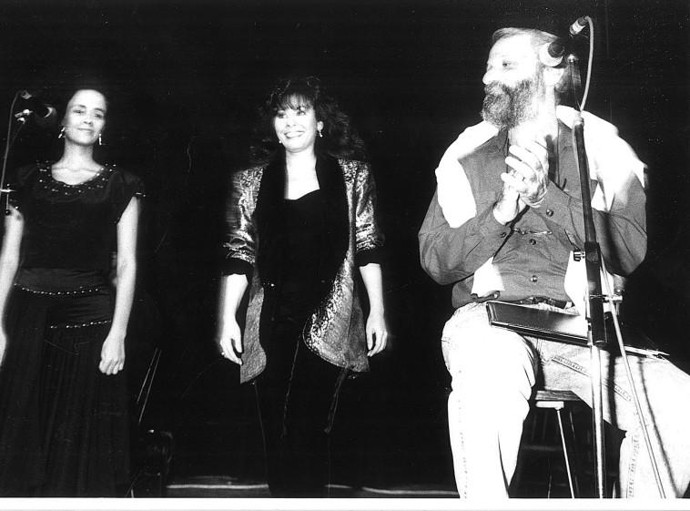 יורם טהרלב בשנת 1988 (צילום: גרי אברמוביץ)