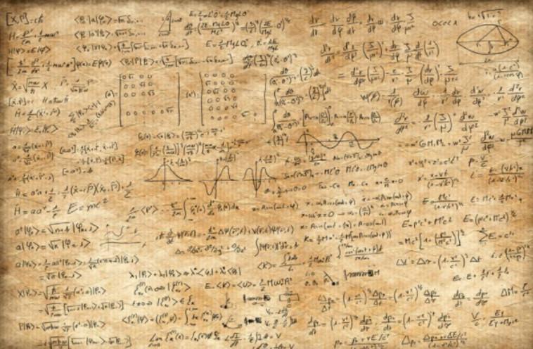 פתרון החידה המתמטית של כריסטופר האוונס (צילום: Getty images)