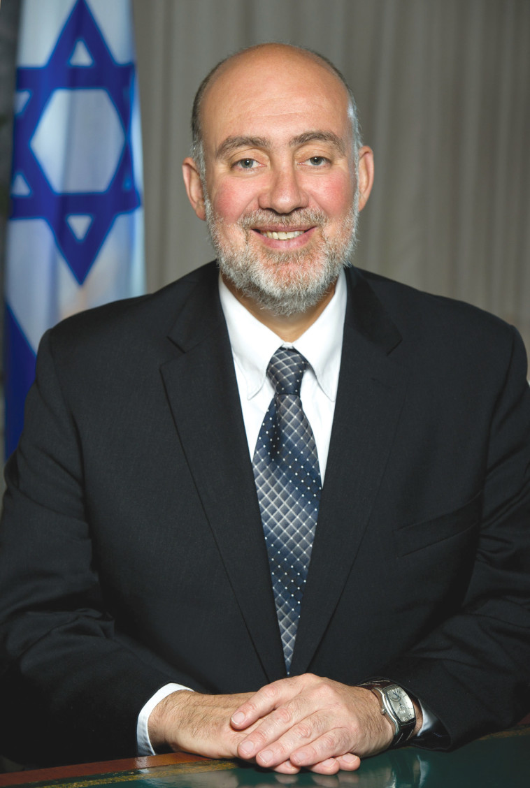 Proshor (Photo: Ministry of Foreign Affairs)