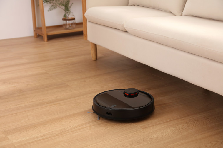 Mi Robot Vacuum Mop Pro שואב רובוטי (1,349 ש''ח במקום 1,599 ש''ח) (צילום: יחצ שיאומי)