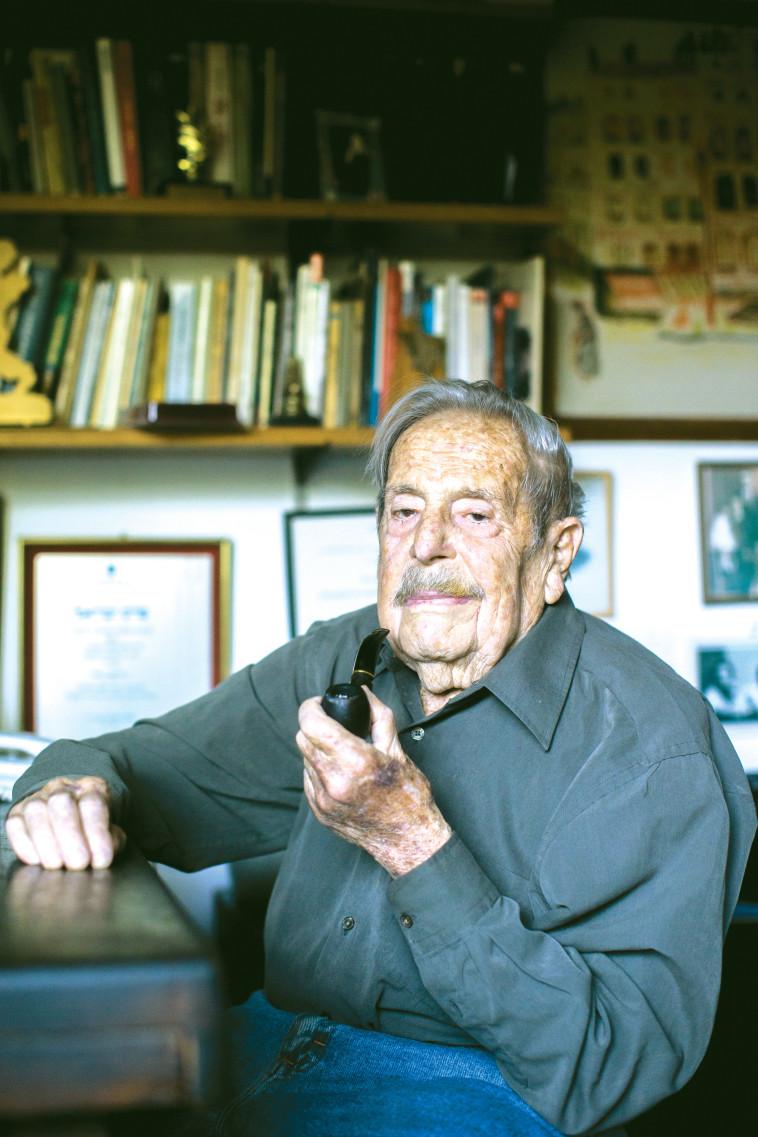 חיים גורי (צילום: יונתן זינדל, פלאש 90)