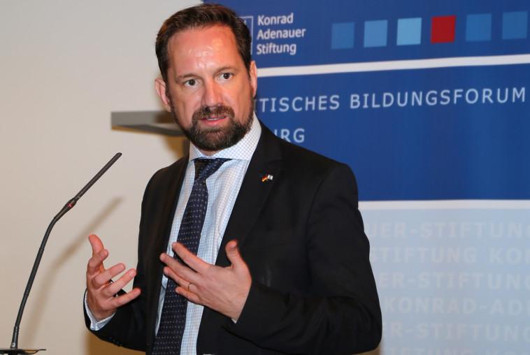 מיכאל בורשארד (צילום: KAS)