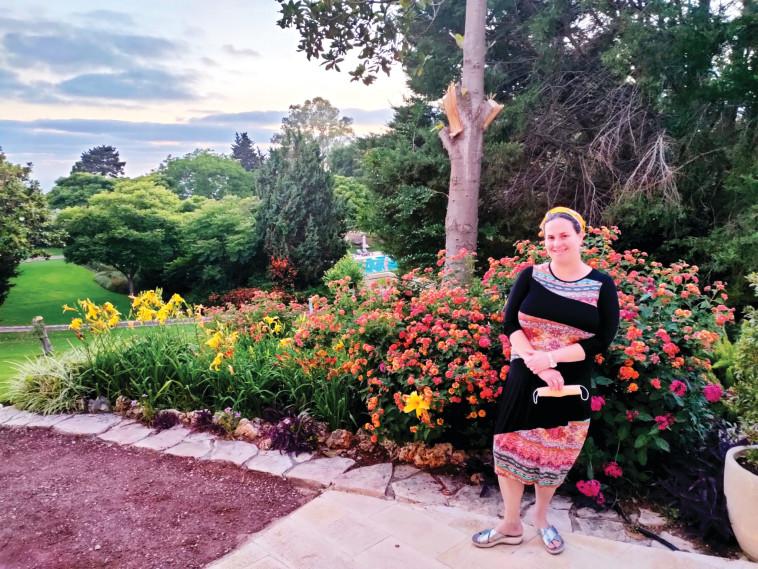 חגית בורג (צילום: צילום פרטי)