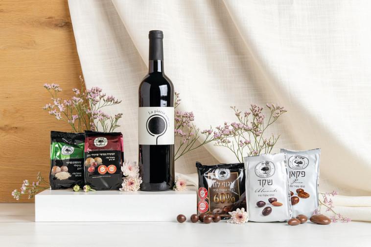 מארז לחגים של יין בעיר, 109 שקלים (צילום: איה וינד)