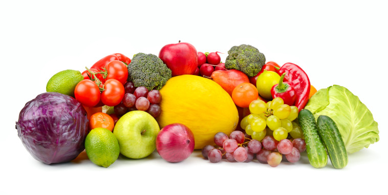 Vegetables and fruits (Photo: Ingeimage)