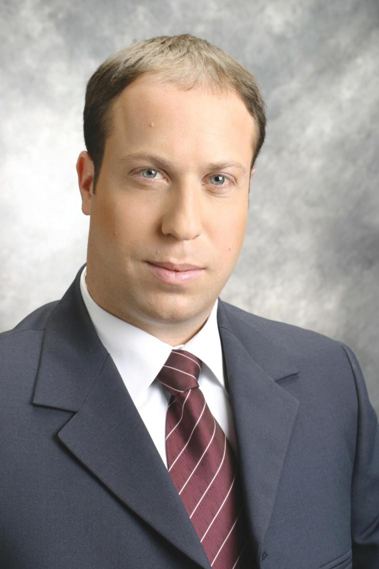 אופיר מילר, יו''ר התאחדות האטרקציות בישראל  (צילום: יח''צ)