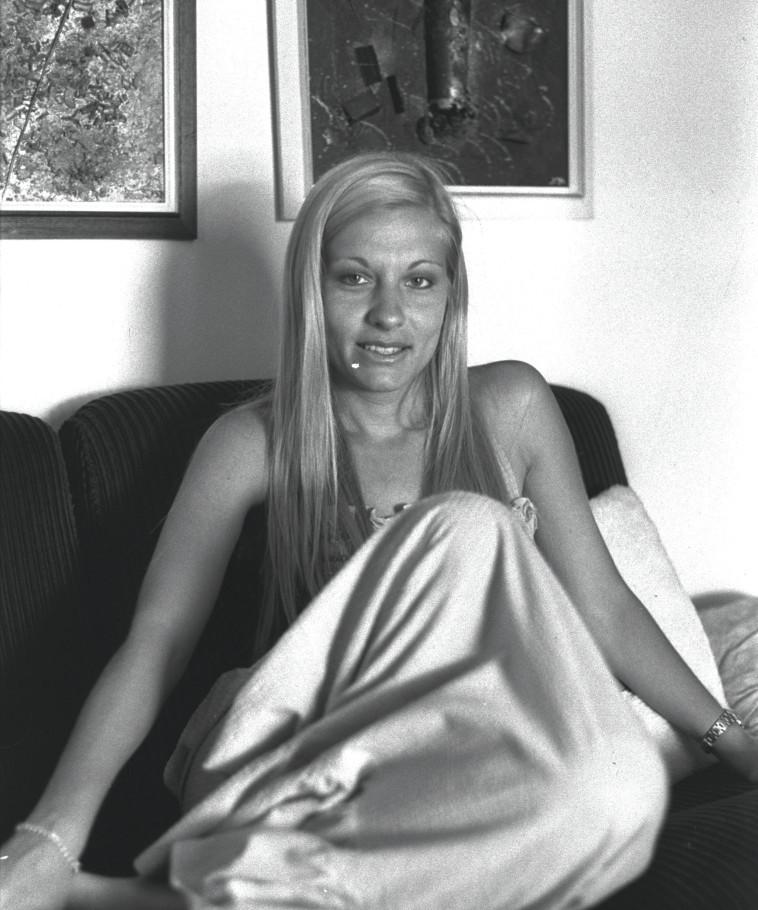 אילנית (צילום: משה מילנר, לע''מ)