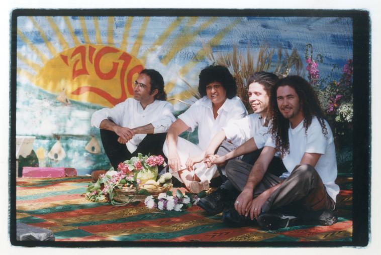 יאיר דלאל, אהובה עוזרי, יוסי פיין, מיכאל אברג'יל (צילום: יוסי אלוני)