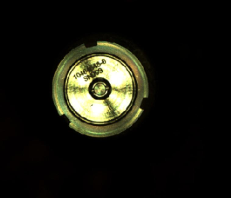 הכלי בו נשמרות הדגימות ממאדים (צילום: NASA/JPL-Caltech)
