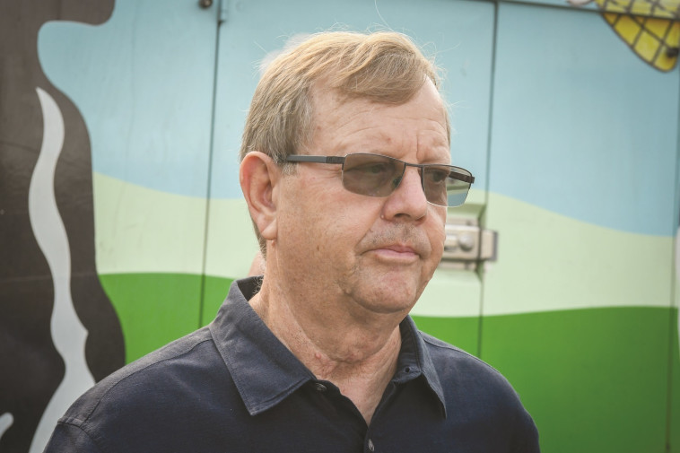 אבי זינגר, מנכ''ל בן & ג'ריס ישראל (צילום: פלאש 90)