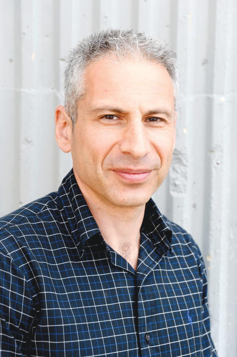 פיני גורביץ  (צילום: יח''צ יכין)