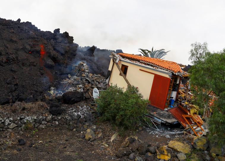 La Palma Volcano Eruption (Photo: REUTERS / Borja Suarez)