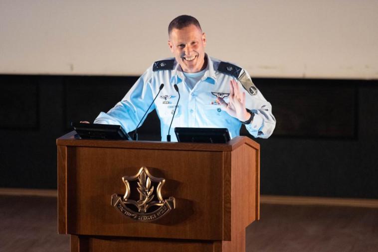 אלוף תומר בר (צילום: דובר צה''ל)