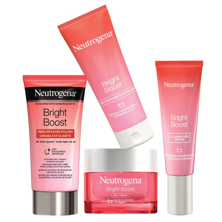 neutrogena brightboost (צילום: יחצ)