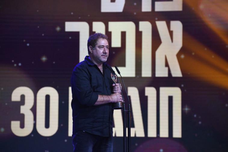 פרס שחקן המשנה. איהאב אליאס סלאמה (צילום: ראובן קסטרו, וואלה!)