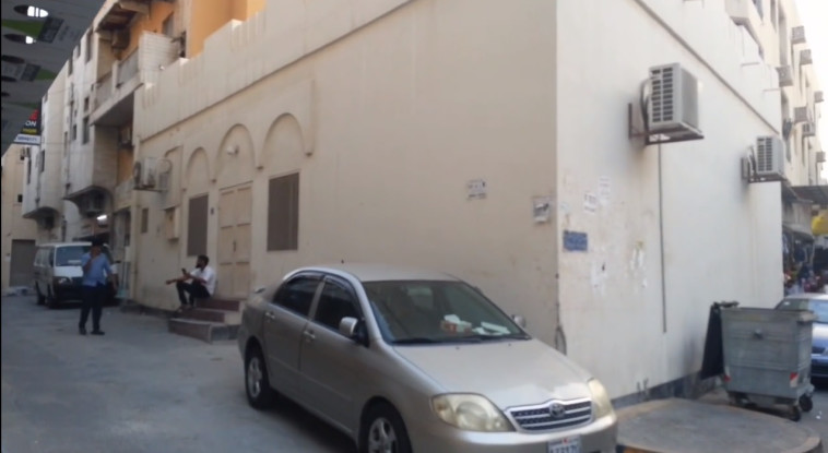 The synagogue in Bahrain (Photo: Moshe Cohen)
