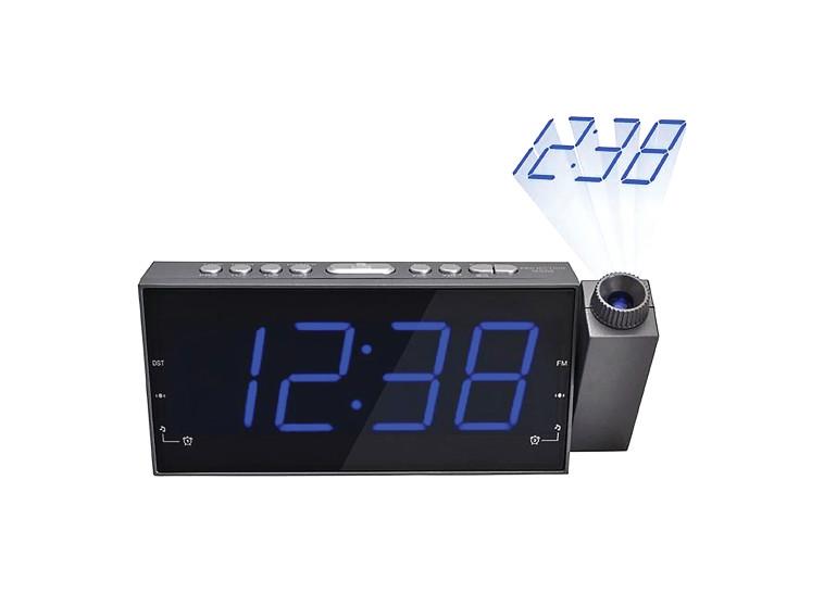 רדיו שעון מעורר 230v עם מקרן pcr-3155. מחיר 279 (צילום: יחצ)