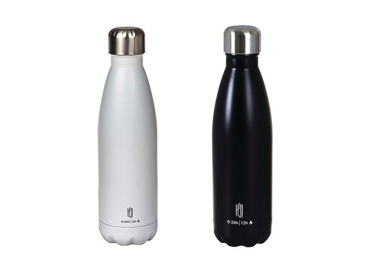 בקבוק תרמוס מנירוסטה שומר חום וקור, מחיר 69 ש''ח (צילום: יחצ)