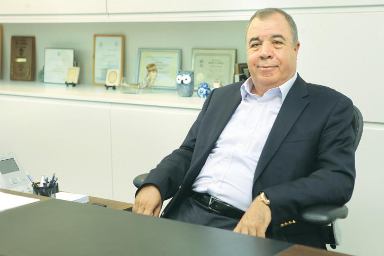 Dr. Haim Amir (Photo: Yachz)