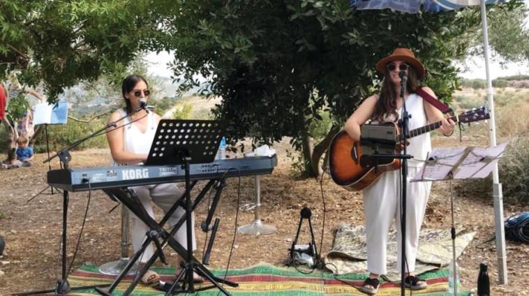 התאומות משי ושני מירקין מחיפה (צילום: צילום פרטי)